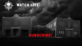 WATCH LIVE: Ghost Hunting Creepy Sanitarium!