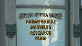 Paranormal Answers Research Team, Guyer Opera House, March 28, 2015