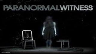 Paranormal Witness  ★ HD  ★  Through The Eyes Of A Killer