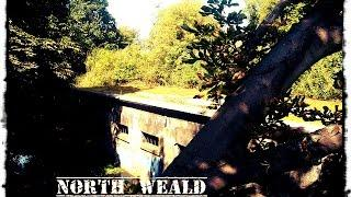 URBAN EXPLORATION. North Weald Redoubt Fort Essex Late 2016