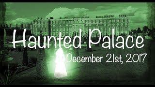 Fantasmas en Hampton Court captados en video #3 / Ghost Area - Area Fantasma
