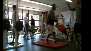 Parma Redmen Football Summer Workout Highlight Video
