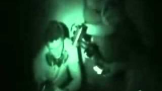 Creepy Scene from Ghost Adventures-Ghost Hand