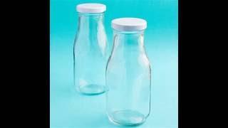 Legends Milk Bottles