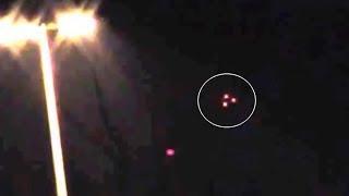 Sorprendente vídeo muestra un OVNI tipo TR 3B sobre Rusia