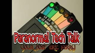 Paranormal Tech Talk Episode 5 Emf Detectors