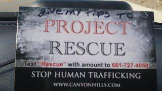 for now dont tip me as your lyft driver donate it to project rescue #stophumantrafficking