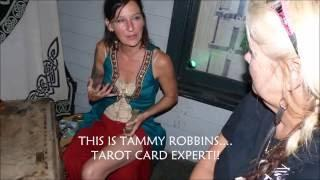TAROT CARD READING IN ST. AUGUSTINE (SHE NAILED IT ON MY READING)