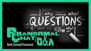 LIVE Ghost Hunting Paranormal Talk and Q & A #6