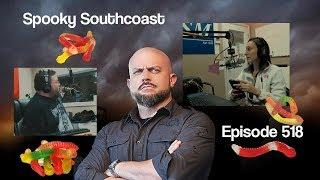 Ep518: Paranormal Potpourri - Porter, Gummy Worms and Ghosts (FULL EPISODE)