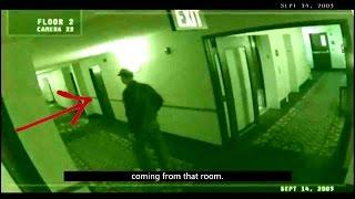 Ghost Screaming in Haunted Hotel ↭ WINGATE Illinois