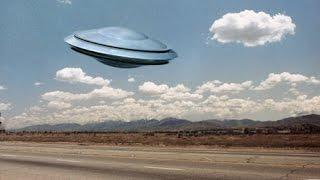 UFO Sightings Footage caught on tape 2015