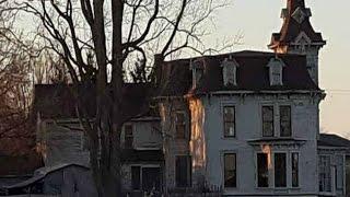 Bruce Mansion Live Paranormal Investigation