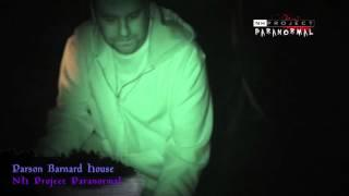 veryparanormal - NH Project Paranormal 'Parson Barnard House' Clip
