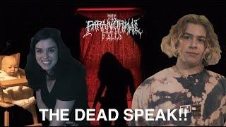 THE DEAD SPEAK AT MISS MOLLY'S HOTEL (GHOST HUNT) - The Paranormal Files, Ep. 21