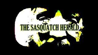 The Sasquatch Herald ~ Witchy Sasquatch Apparition