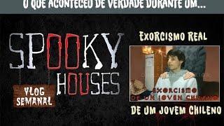 Assunto Spooky Semanal - Exorcismo real de um jovem chileno
