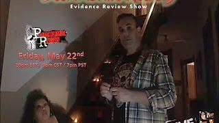 Paranormnal Review Radio: Sedamsville Rectory Evidence Review Show