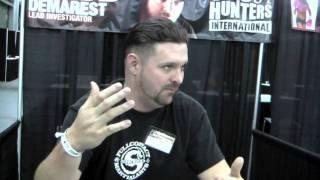 Ghost Hunters interview!