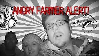 ANGRY FARMER CHASES US! ABANDONED FARM EXPLORE GONE WRONG