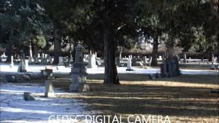 Hello EVP Loveland Cemetery Rocky Mountain Research & Investigation in the Paranormal (r2ip)