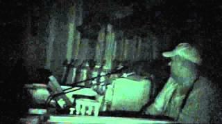 G H O S T  Ghost Hunters Of Stoke On Trent    Stoke town hall ,voice box session