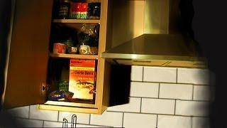 Paranormal Activity In my Cupboard! Evil Poltergeist Gets Demonic on my Rice and Condiments