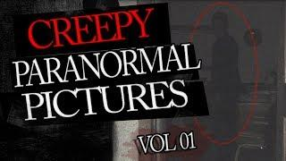 Creepy Paranormal Pictures Found On the Internet Vol.1