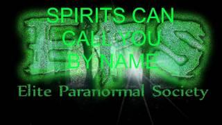 Elite Paranormal Society - Personal Contact
