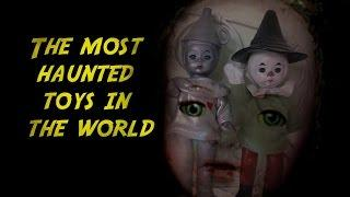 Top 5 / The most haunted dolls in the world / Tio Loquendo