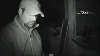 """SPIRIT BOX!  """"We Know Zak""""....  is this for Zak Bagans from Ghost Adventures?"""