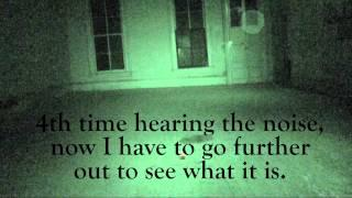Possible Paranormal Activity at the Old Washoe Club - Chuck's Paranormal Adventures - April 17, 2014