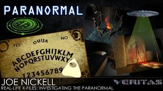 Veritas Radio - Joe Nickell - Real-Life X-Files: Investigating the Paranormal