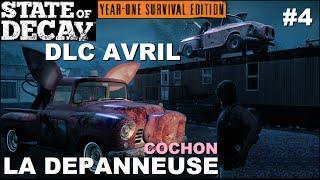 ☣ SOD YOSE DLC Gratuit d'Avril : La Dépanneuse cochon