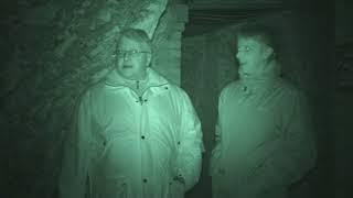 Fort Amherst ghost hunt - 3rd February 2018 - VIP Review