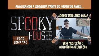 "Análise Espiritual - Ambu em ""Joguei Tabuleiro Ouija"" parte 2"