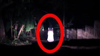 Ghostly Figure Found Peeping Out While Capturing Video !! Scary Videos