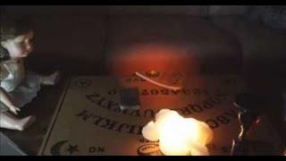 SCARY! ZoZo Demon Ouija Board Summoning Video
