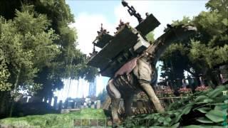 ARK Xbox One [FR] Une Armée de Dinos (TEASER #14 Je visite les constructions des Abonnés)