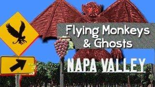 Ghost hunting in Napa Valley