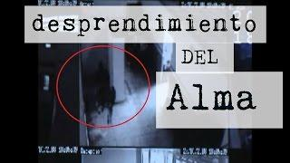 Supuesto Desprendimiento del Alma (Video Paranormal)