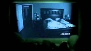 Paranormal activity 1 - Bande annonce Vf - Film d' Horreur Page Facebook