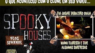 """Assunto Spooky Semanal - Youtuber """"Clone"""" e sua Tábua Ouija na Floresta"""