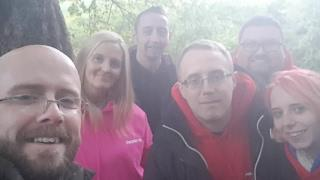 The GHOSTS Of St Marys | Wales PARANORMAL Seekers & Paranormal-X | LIVE Ghost Hunting