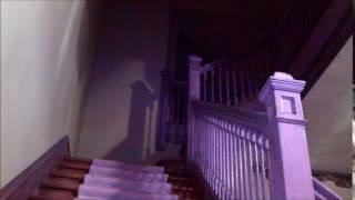 VISUAL unexplained blue light @ Randolph County Infirmary
