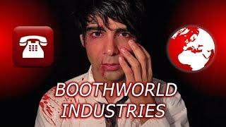 """BOOTHWORLD INDUSTRIES """"1888"""" (Capitulo tres) 630 296-7536"""