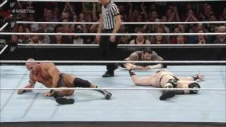 Cesaro vs  Sheamus   WWE World Heavyweight Championship Tournament Match  Raw, November 9, 2015