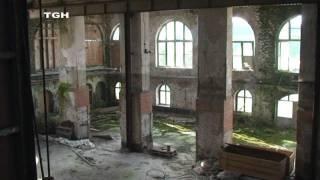 The haunted glass factory in Sas van Gent - The Ghosthunter