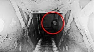 Extreme Violent Poltergeist Activity Caught On Tape | Pushes Down Stairs