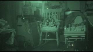 Steve's Flat Investigation, 10/11/16 Arran's Cam